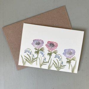 Handmade Greetings Card - 3 Designs
