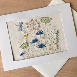 Handmade Summer Meadow Card