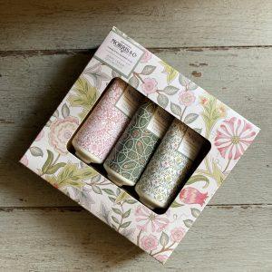 Heathcote and Ivory Trio of Hand Creams